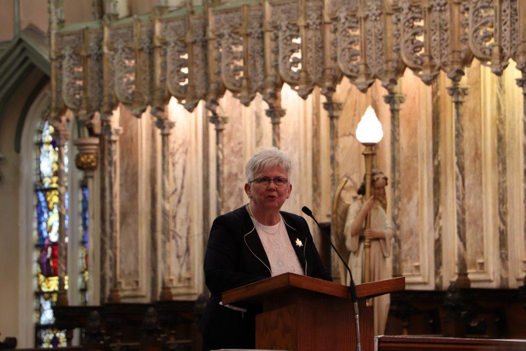 Margaret Ann Jacobs, National President
