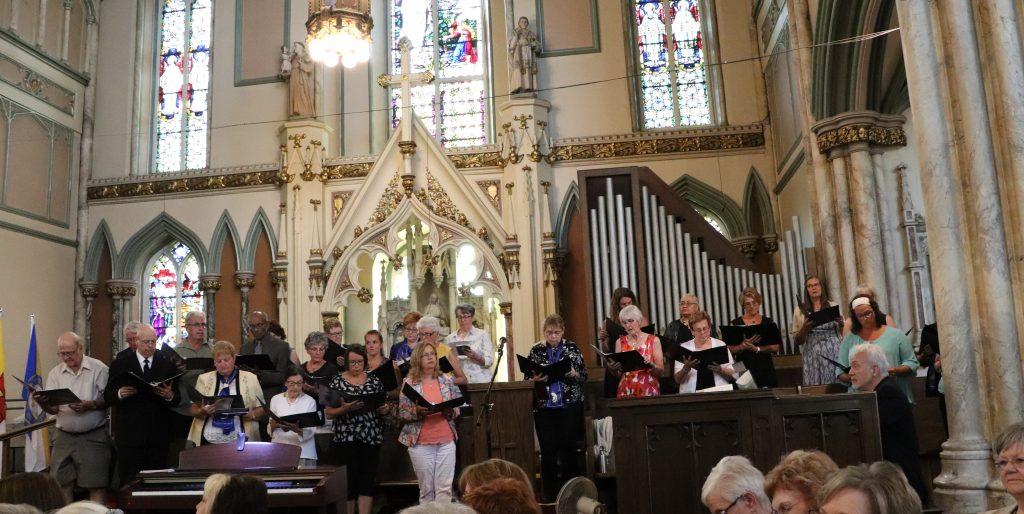 Closing Mass - Choir